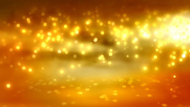 金色光晕背景视频素材