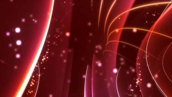紫色炫彩动感光束背景视频素材