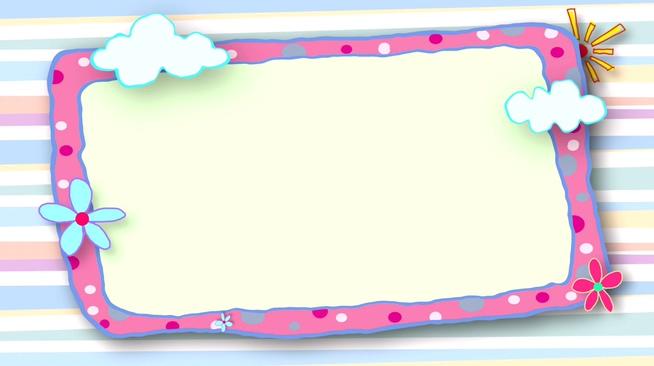 粉色甜甜圈留言板背景视频素材