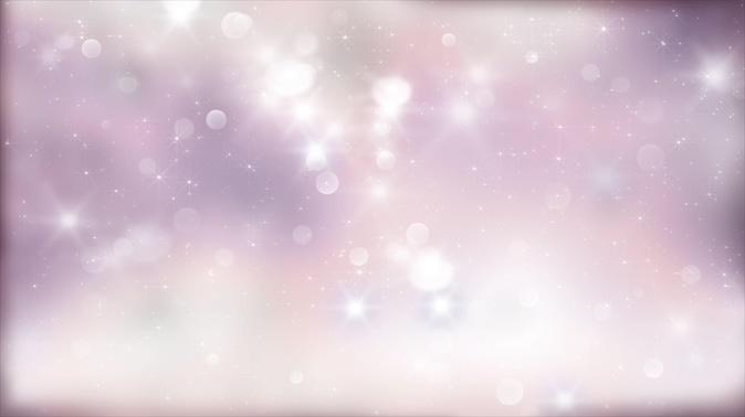 淡紫色粒子视频素材