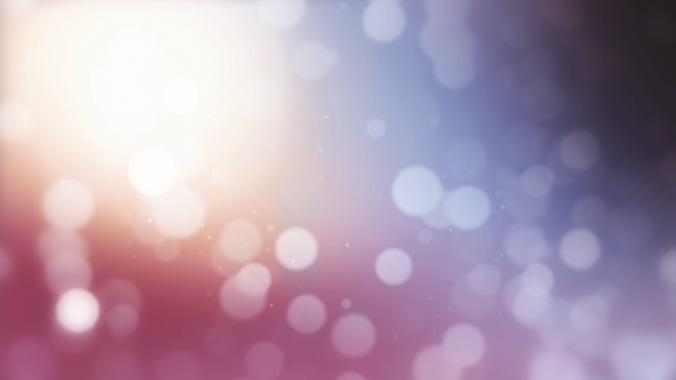 梦幻唯美粒子视频素材