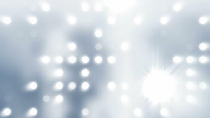 闪光光点粒子灯光模板