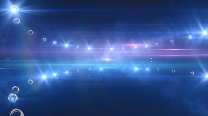 灯光场背景视频素材