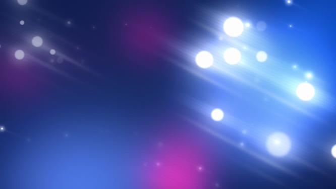 星空粒子梦幻唯美意境魔幻光效灯光模板
