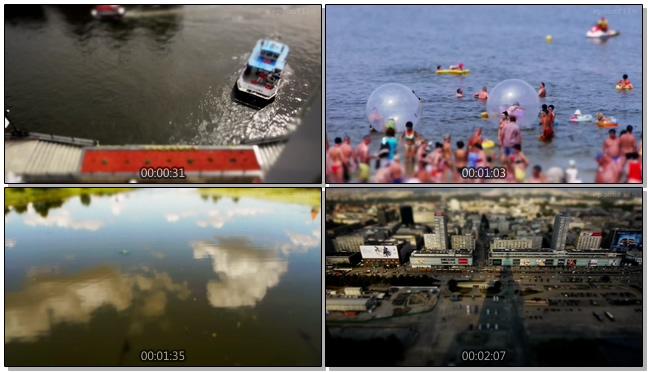 波兰的生活方式及交通出行方式实拍视频