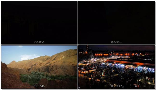 140510003摩洛哥古城
