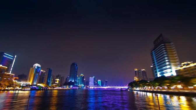 中国文化遗产城市风景发展实拍视频