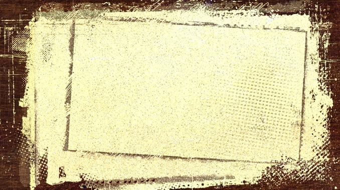 复古灰色的边框视频素材