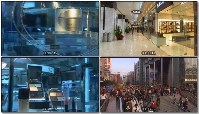 140510058上海+豪华商场