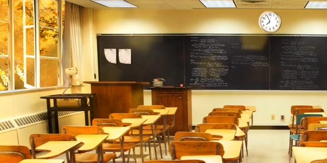 温馨浪漫的教室课堂视频素材