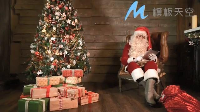 131210080圣诞老人IPad视频展示