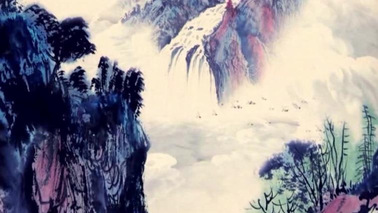 震撼大气的中国武术宣传视频素材