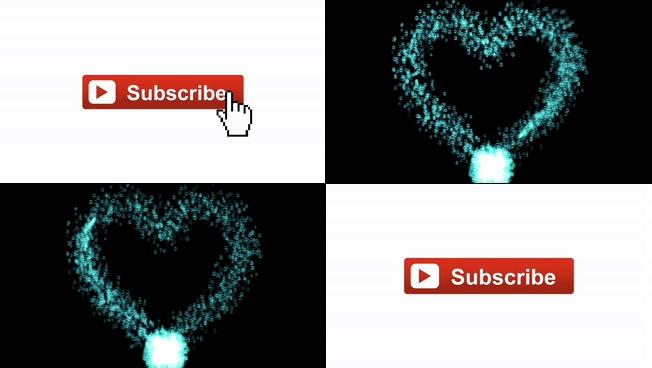 浪漫唯美的星空粒子形成爱心的背景视频