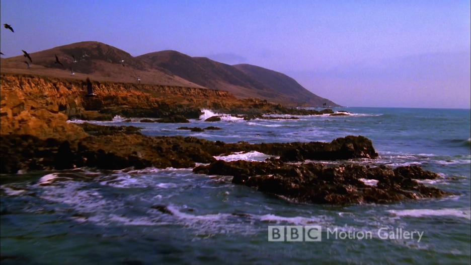 英国BBC宣传片记录背景视频