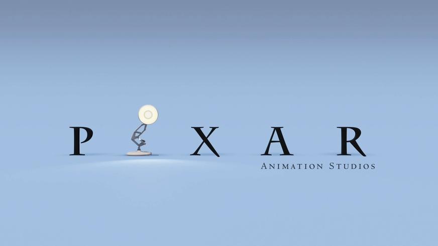 以幽默的形式来展现皮克斯标志的背景视频