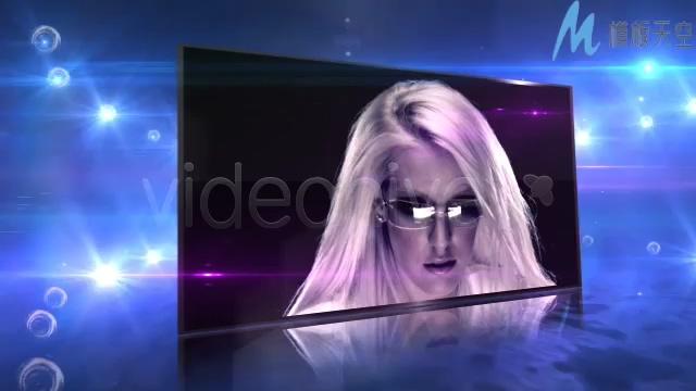 星光闪耀激情四射的晚会视频AE模板