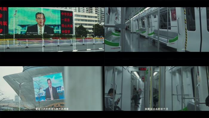 疫情下的《邕城》视频素材